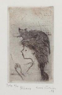 Emmi Vuorinen (Finnish) Catwoman, Funny Cats, Moose Art, Kitty, Painting, Animals, Artists, Illustrations, Google