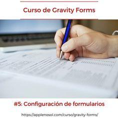 Hoy vamos a ver la configuración de formularios en nuestra web o blog, es decir, cada uno de nuestros…