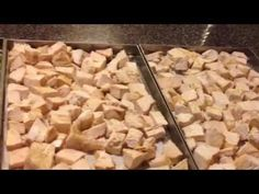 RAW CHICKEN; Harvest Right Freeze Dryer, Dried Okra. Meat Storage Face Book PG BELOW - YouTube  Come join my Facebook group, called Betty's Harvest Right Freeze Dryers Group.   hwww.facebook.comttps:///groups/BettysHarvestRightFreezeDryersGroup Harvest Right Freeze Dryer, Freeze Drying Food, Raw Chicken, Dehydrated Food, Face Book, Cooking Hacks, Jar Gifts, Okra, Freezer Meals