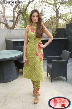 9ca3895e549640 In Pochampally Handloom Parks Eco friendly colors Hand woven Ikat dress