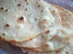 THE BEST tortilla recipe I have found yet, Gluten Free Tortillas Recipe. I use 2c of the gf bobs red mill garbonzo bean flour instead of regular gf flour or rice flour.