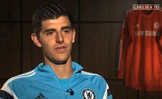 Thibaut Courtois First Interview With ChelseaTV
