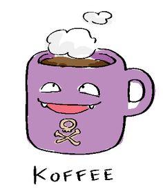 Koffing Koffee