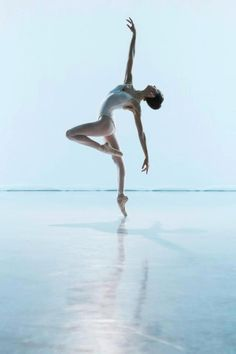 Some paint, sculpt or take photos for others all they have to do is move. > The Ballet Blog