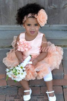 Beautiful Black Babies: Photo