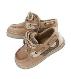 Baby Cheever will have these...to match big brother, mommy, and daddy!