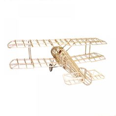 Mini Camel Fighter Wingspan Balsa Wood Laser Cut RC Airplane Kit Assembly New Arrival Good Hot Sale Models Toy