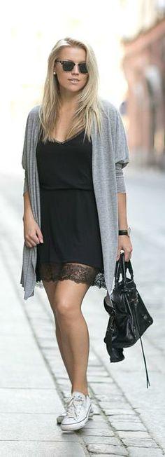 Black Lace -   P.S. I Love Fashion