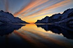 Ersfjordbotn, Troms Fylke, Norway