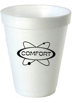 A neat recyclable cup.