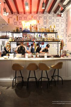 Nino Viejo: the newest restaurant of Albert Adrià with the ambition to be the best Mexican restaurant in the world – outside Mexico