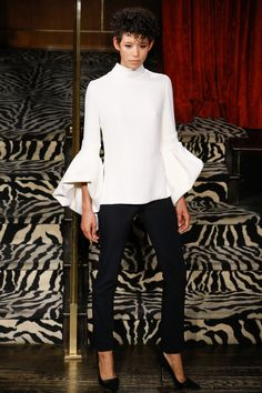 Brandon Maxwell Fall 2016 Ready-to-Wear Collection Photos - Vogue