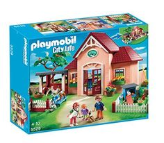 Playmobil - A1502713 - Jeu De Construction - Clinique Vétérinaire, http://www.amazon.fr/dp/B00FJR0RP2/ref=cm_sw_r_pi_awdl_7JFjwb1GNDV7Q