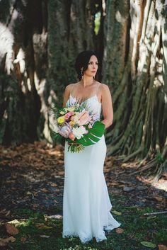 Enzoani Juri worn by TWC real bride April. Photo by Jason Mize Photography White Closet, Bridesmaid Dresses, Wedding Dresses, Bridal Boutique, Designer Collection, Photography, Fashion, White Cabinet, Bridesmade Dresses