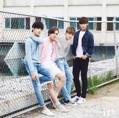 Seventeen Hip-Hop Unit ~ Wonwoo, Vernon, S.Coups, and Mingyu