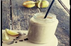 La receta de la semana: Leche de nuez sabor pastel de manzanas raw food, por Chef naturista Karina Mariani