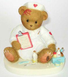 """Beary Caring Nurse"""