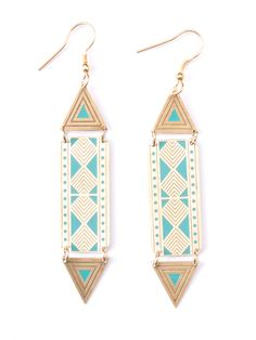 Fair Trade Amadou earrings by Mata Traders. Fall 2016 collection #ethicaljewelry