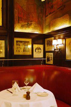 Minetta Tavern, West Village