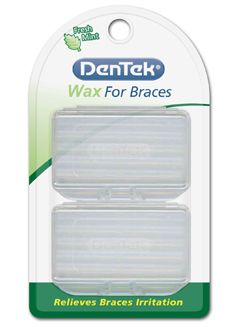 Dental Pain: Wax For Braces