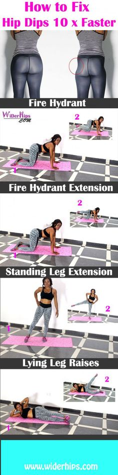 this one of the best way to fist hip dips fast widen hips with both eating and e. - this one of the best way to fist hip dips fast widen hips with both eating and exercises for hip di - Fitness Workouts, Fitness Goals, At Home Workouts, Fitness Tips, Health Fitness, Health Diet, Hip Dip Exercise, Hip Workout, Exercise Videos