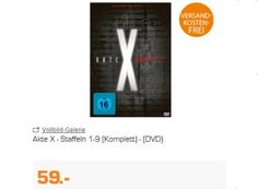 """Saturn: """"Akte X""""-Komplettbox für 54 Euro frei Haus https://www.discountfan.de/artikel/technik_und_haushalt/saturn-akte-x-komplettbox-fuer-54-euro-frei-haus.php Die """"unheimlichen Fälle des FBI"""" sind jetzt zu einem unheimlich guten Preis zu haben: Alle bisher erschienenen neun Staffeln gibt es auf DVD bei Saturn dank Gutschein für 54 Euro frei Haus – die zehnte Staffel läuft wird derzeit in Deutschland erstmals ausgestrahlt. Saturn: &#... #Dvd, #Komplet"""