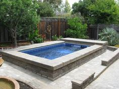 An Endless Pool can fit in virtually any space. Swim at home, even in a small backyard.   www.EndlessPools.com