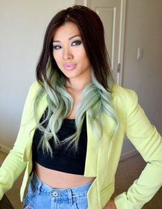 DIY: Pastel Hair with Nymphette - click through to the blog for the full tutorial