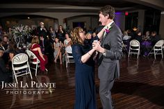 Jesse La Plante Photography | Wedding at The Pines | Genesee, CO | Mother-son dance