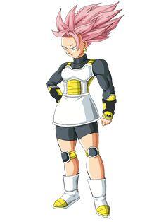 Dragon Ball Z Commission - Bra SSJ Rose by ghenny on DeviantArt Manga Anime, Mc 12, 2d Character, Fan Art, Best Artist, Cool Artwork, Dbz, Dragon Ball Z, Concept Art