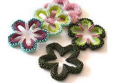 Flower Power Beading Patterns at Sova-Enterprises.com