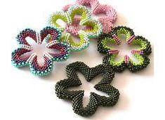 Flower Power Beading Patterns at Sova-Enterprises.com