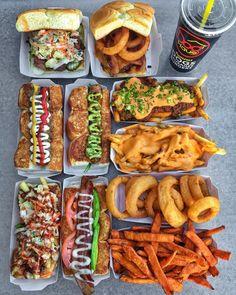 @DogHausDogs #hotdogs