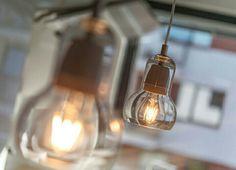 Light Bulb, Interior Design, Lighting, Home Decor, Design Interiors, Home Interior Design, Room Decor, Lightbulbs, Lightning