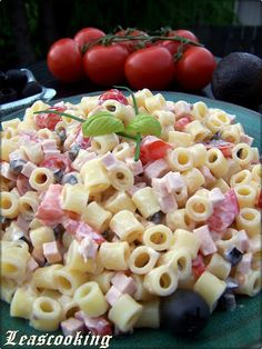 "Creamy Ditalini Macaroni Salad ~ Says: ""This is a salad that everyone seems to love. I always get lots of compliments on this recipe and it is just a pleasing taste that seems to suit everyone.""  It is my kids favorite; they never get tired of it"""