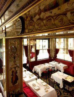Le Grand Véfour à Paris, lesartsdeGuyMartin : Les restaurants mythiques de France - Linternaute
