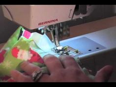 How to sew elastic - she has great video tutorials.