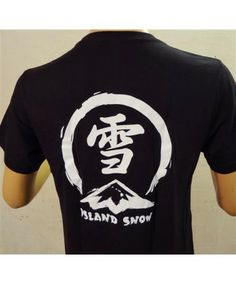 bbccd8f4b9bdc Men s Island Snow Hawaii Premium Fit T-Shirt - ISH Yuki  Color Options   Steel Blue