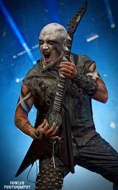 Dimmu Borgir at Tuska Open Air 2014