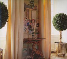 Hubert de Givenchy, Le Jonchet