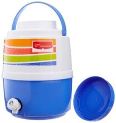 Princeware Cool Traveller Jug, 10 Litres, Blue   Offer Price : Rs. 479.00 Product Price: Rs. 825.00  For more details visit : http://saverupee.co.in/details.php?id=509