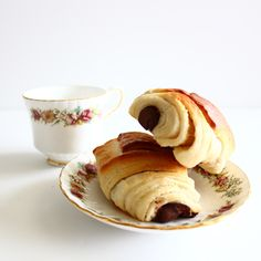 Pastry: Yeasted Sweet: Pain au Chocolat
