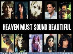 Find images and videos about rock, heaven and kurt cobain on We Heart It - the app to get lost in what you love. Music Love, Music Is Life, Rock Music, My Music, Music Icon, Music Stuff, Michael Jackson, Jim Morrison, John Lennon