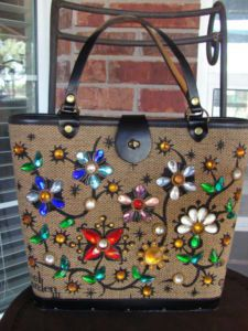 1965 ENID COLLINS JEWEL GARDEN III   her son is the famous jewelry designer Jeep Collins in Fredericksburg TX~