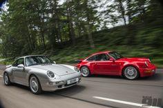 Porsche 911 Turbo (993/964)
