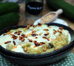 Accueil ~ Happy papilles Yotam Ottolenghi, Mezze, Baba Ganoush, Quiche, Mashed Potatoes, Zucchini, Pudding, Direction, Vegetables