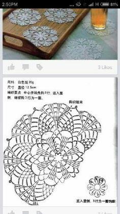 Crochet Thread Patterns, Crochet Snowflake Pattern, Crochet Snowflakes, Crochet Art, Crochet Patterns Amigurumi, Crochet Motif, Lace Doilies, Crochet Doilies, Crochet Flowers