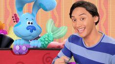 Blues Clues, Nick Jr, Treehouse, Dinosaur Stuffed Animal, The Creator, Costumes, Big, Birthday, Youtube