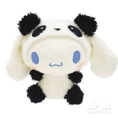 Cinnamoroll Panda plush