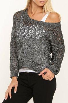 Stylish Loose Sweater
